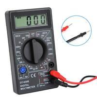 Electrical LCD Digital Multimeter Ohmmeter Multi OHM Tester Voltmeter