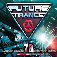 FUTURE TRANCE 78 +ARMIN VAN BUUREN, DON DIABLO, LOST FREQUENCIES 3 CD NEW+