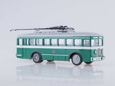 1:43 Trolleybus LK-2 Soviet Bus 1937 FREE SHIPS РУ086
