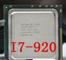 Intel Core i7 920 - 2.66GHz Quad-core del processore (BX80601920)