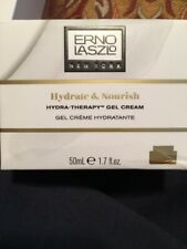 Erno Laszlo Hydra Therapy Gel Cream Hydrate & Nourish 50ml New In Sealed Box