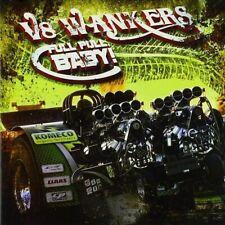 V8 WANKERS - Full Pull, Baby! CD