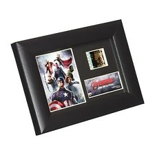 Marvel Avengers Age Of Ultron Series 5 Film Cell Framed Art NEW 35mm Film