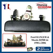 Poignée de Coffre Arriere pour Ford RANGER & Mazda B2500 de 1998 à 2006 - NOIR