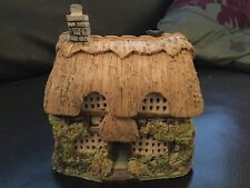Kay Baker 1991 Studio Hand Made Pottery House Ornament