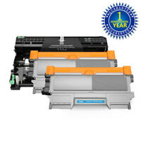 2 TN450 Toner + 1 DR420 Drum For Brother HL-2270DW HL-2240 HL-2280DW MFC-7360N