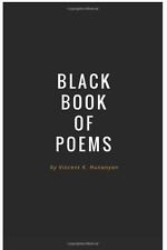 Black Book of Poems Book Paperback NEW