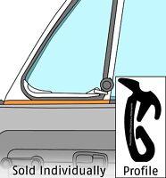 1965-1979 Volkswagen Beetle Convertible Inner Right Vent Wing Scraper 354720