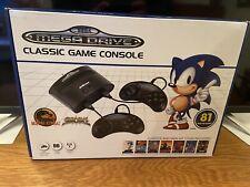 Sega Mega Drive Mini Console, 81 Games and 2 Controllers ⭐️FREE UK POSTAGE⭐️