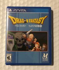 Dragon Fantasy Limited Run Games #234 Sony PS Vita PlayStation Vita NEW RARE