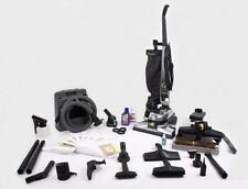 Reconditioned Kirby Upright Gsix G6 Vacuum Cleaner loaded with tools, shampooer