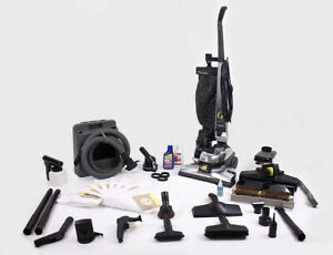 Kirby Upright G6 Vacuum Cleaner Loaded with Tool Attachments and Shampooe System