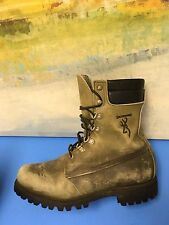BROWNING 19170 VTG GREEN Leather Sport/Hunting Boots SIZE MEN'S 8.5 D