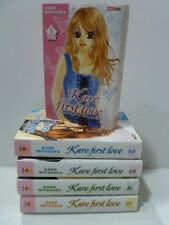 lot manga - KARE FIRST  LOVE - 5 tomes - TTBE