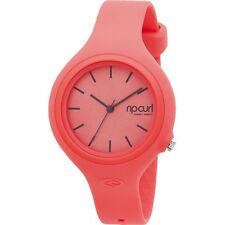 NEW RIP CURL AURORA LADIES SURF WATCH PEACH SALMON A2696G 35mm #90