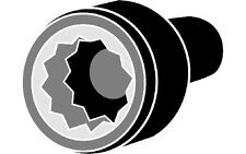 CORTECO Juego de tornillos culata MERCEDES-BENZ CLASE C 190 KOMBI 016272B