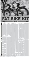 New listing 4 mil thick   FAT BIKE  FULL BIKE Frame PROTECTION KIT  by CRANKSKINS