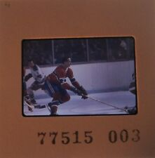 JACQUES LAPERRIERE Montreal Canadiens BOBBY ROUSSEAU NEW YORK RANGERS SLIDE 5