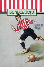 Soccer / Football. Sunderland by Valentine's. Ground, Roker Park.