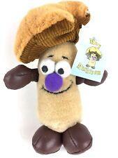 Vintage Vegetable Friends MOY MUSHROOM Plush 1996 Toy Box Creations W/ Tag READ