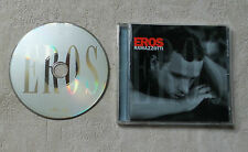 "CD AUDIO MUSIQUE / EROS RAMAZZOTTI ""EROS"" CD COMPILATION 16 TRACKS 1997"