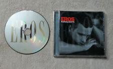 """CD AUDIO MUSIQUE / EROS RAMAZZOTTI """"EROS"""" CD COMPILATION 16 TRACKS 1997"""