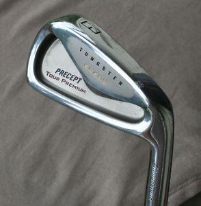 Precept Tour Premium EC603  # 3 Iron Dynamic Gold R300 Steel Shaft