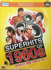 Superhits Of 1960s - Original Bollywood Songs DVD ALL/0