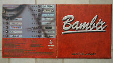 Bambix ‎– What's In A Name   Vinyl LP   Vitaminepillen Records ‎– VP 080