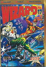 Wizard: The Guide to Comics #17, December 1992
