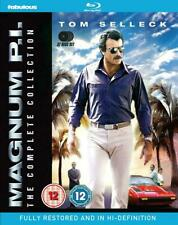 Magnum P.I.: The Complete Collection (Blu-ray Disc, 2016, 37-Disc Set)