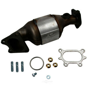 Exhaust Manifold with Integrated Catalytic Converter Rear WD Express