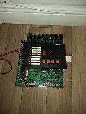 Fire Alarm Control Panel Siemens Cerberus Pyrotronicsmodel Sxl