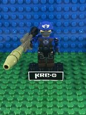 Cobra Bazooka Trooper KRE-O Series 4 Minifigure GI Joe Kreo Kreon