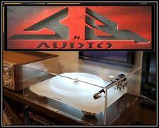 Open Back MARANTZ TT 15S1 JnB Pro series Turntable Dust Cover -= Made in USA =-