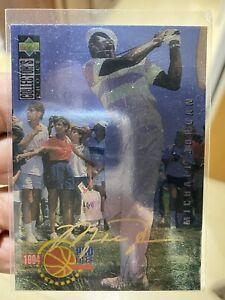1994-95 UD Collector's Choice Gold Signature Michael Jordan #204 Near Mint-Mint