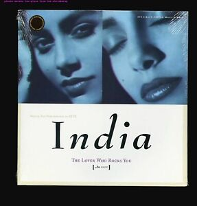 "VINYL LP India - The Lover Who Rocks You 12"" EP New Factory Sealed 1st PRESSING"
