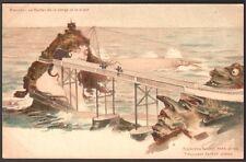 Biarritz.  Surréalisme antropomorphisme. Killinger et Faivret  n° 135