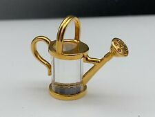 Swarovski Figurine Watering Can 1 5/16in Top Condition
