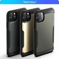 For iPhone 11 Pro Max Case VERTECH  Heavy Duty Shockproof Slim Hard Armor Cover