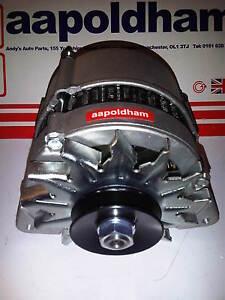FOR ROVER P6 3500 3.5 V8 1969-1976 BRAND NEW UPGRADE 65AMP ALTERNATOR