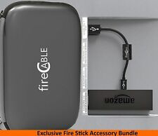 Bundle FireCable Exclusive - Power Amazon Fire TV Stick Directly from TV ... NEW