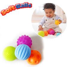 Textured Multi Soft Ball Set