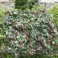 Camouflage Jagd Tarnnetz Armee Army Tarnung Camo Hunter Army Military Net 2X2M