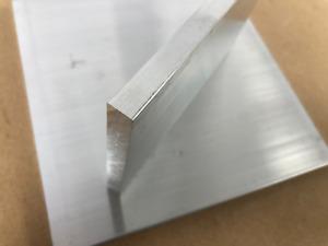 Aluminium Flat Bar 10mm Clearance