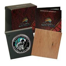 Australia The Dreaming Series Koala $1 2010 Proof Silver Crown Mint Box & COA