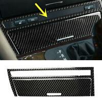 baguettes de garniture centrales pour structure carbone BMW Old 3 Series E46