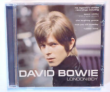 CD ALBUM / DAVID BOWIE - LONDON BOY / ANNEE 1993