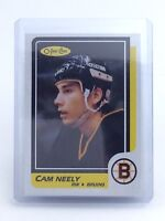 1986-1987 Cam Neely #250 Boston Bruins OPC O-Pee-Chee Hockey Card H644