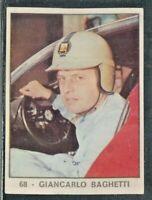 FIGURINA*CAMPIONI DELLO SPORT 1966/67-GIANCARLO BAGHETTI-N.75-NEW